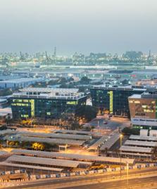Jebel Ali Industrial Zone - JAFZA
